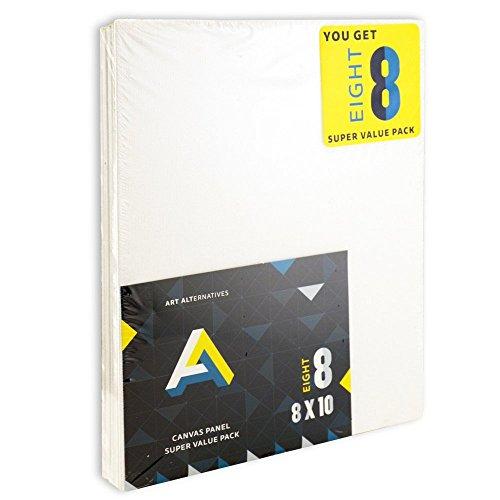 art-alternatives-canvas-panel-super-value-8x10-pack-of-8