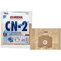 Genuine Eureka CN2 Vacuum Bag 61990B - 3 bags
