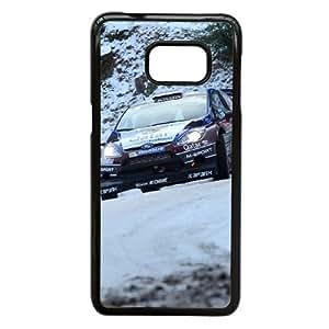 Caso 5 Edge Ford Fiesta WRC S3X03D6HW funda Samsung Galaxy Note Funda T87873 negro