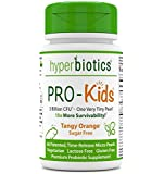 PRO-Kids Children's Probiotics - 60 Tiny, Sugar Free, Once Daily, Time Release Pearls - 15x More Survivability Than Capsules - Recommended With Vitamins - For Kids Ages 3 and Up - Easy to Swallow