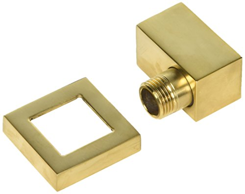 Jaclo 8701-SG CUBIX Water Supply Elbow, Satin Gold (Elbow Water Supply Jaclo)