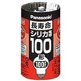 パナソニック 長寿命シリカ電球 100V 100W E26口金 LW100V90WL
