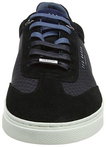 Sneaker Nero Baker Ted Uomo Phranco Black 8pgxqSw