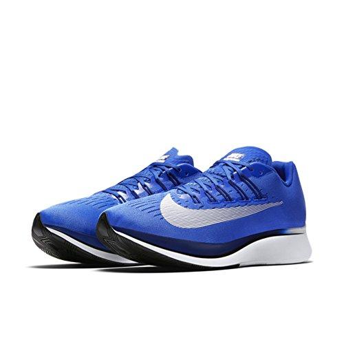 Nike Zoom Fly, Scarpe da Trail Running Uomo Blu (Hyper Royal / White / Deep Royal Blue / Black 411)