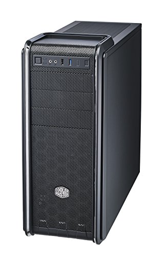 CoolerMaster CM 590 III ATX MID TOWER NO PS 3 0 (4) BAY USB 3.0 BLACK BLACK INTE