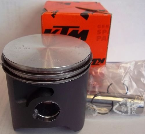 - NEW KTM 2009-2012 150 SX XC PISTON 2 KIT 56 mm RINGS CIRCLIPS PIN 51530007400 II