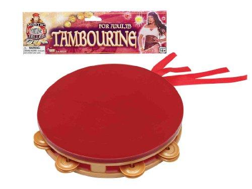 Forum Novelties Mystic Fortune Teller Tambourine]()