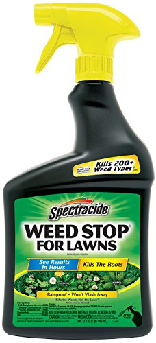 Spectracide Weed Stop For Lawns ReadytoUse 32ounce