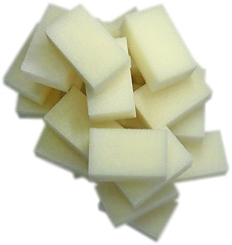 LTWHOME Foam Filter Pads Fit for Aqua Clear 30 / 150 AquaClear 30-Gallon (Pack of 50)