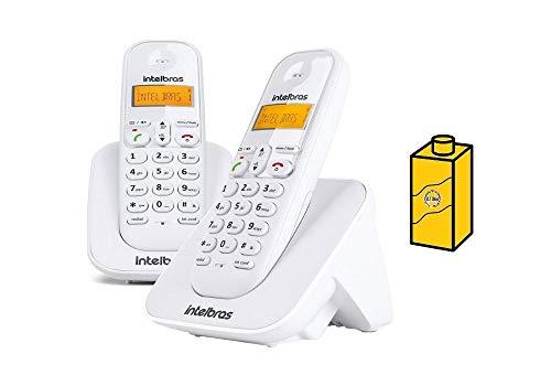 Telefone Sem fio ramal adicional TS 3112 Intelbras com bina