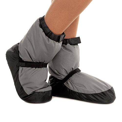 Gris Chaussures Clair Dance danse Bloch de wqRIq4