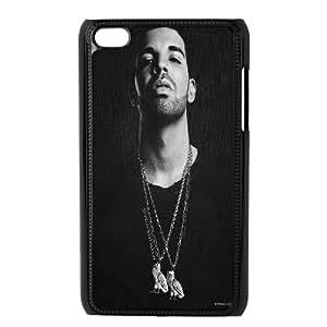 Unique Phone Case Design 5Rap Rap Singer Drake Pattern- FOR IPod Touch 4th