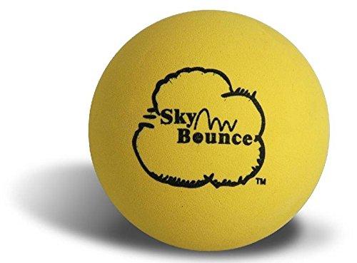 Sky Bounce One壁ハンドボール – イエロー-