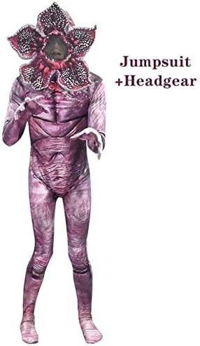 WSJDE Disfraz de Halloween para niños Stranger Things Cosplay ...