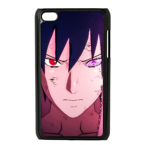 iPod Touch 4 Case Black Naruto Shippuden ultimate Ninja ...