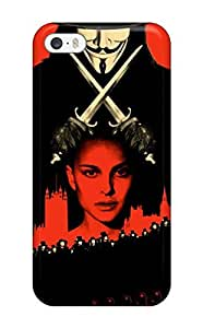Awesome Case Cover/iphone 5/5s Defender Case Cover(v For Vendetta) wangjiang maoyi