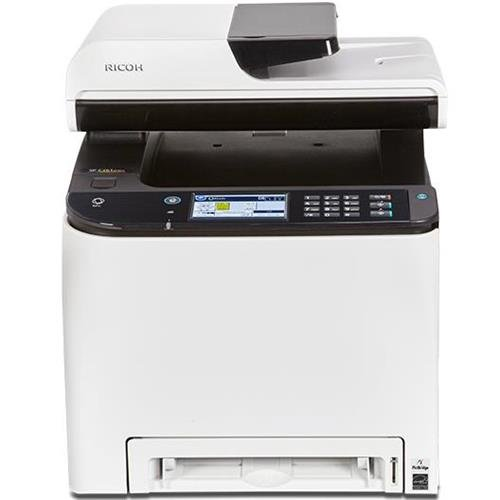 Ricoh 408235 SP C261SFNw Color Laser Multifunction Printer from Ricoh