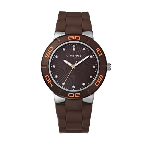 Viceroy Women's 47786-40 Brown Watch.