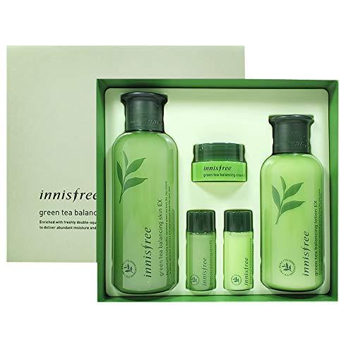 Green Tea Balancing Skin Care Set
