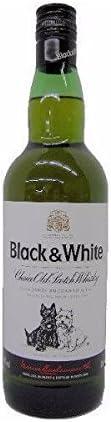 ブラック&ホワイト 40度 700ml[並行輸入品]