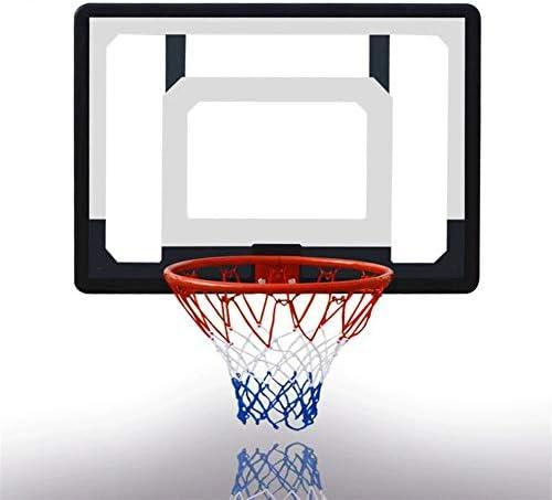 バスケットゴール バスケツトゴール バスケ ゴール バスケットボール屋外バスケットボールスタンド 大人は標準バスケットボールラックを掛けることができます 屋外の固体壁ハンギングバスケット いつでもどこでもバスケットボールをするためにバックボードをぶら下げ 室内 屋外用