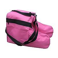 A&R Sports Figure Saddle Skate Bag, Hot Pink
