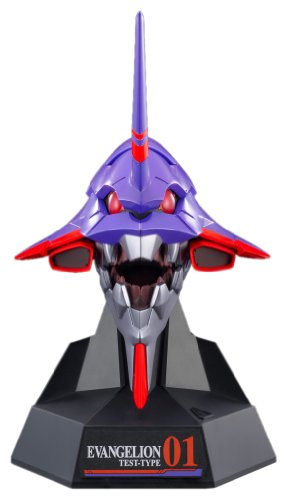 (Evangelion 2.0: Head Collection Test-Type 01 Awakening Bust (You Can (Not) Advance) by Seven)