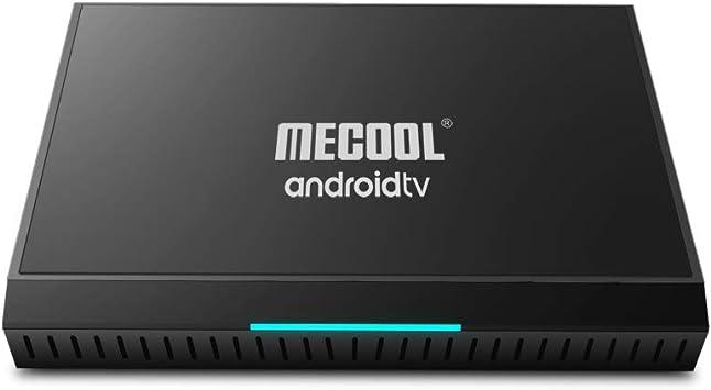 Caja Android TV MECOOL KM9PRO Classic | Certificación Google | 4K ...