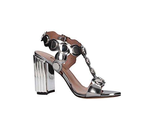 Albano 2468 Sandal Women Steel 38DtL