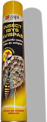 ZAPI INSECTICIDA AVPAS ZG 750ml, Yellow
