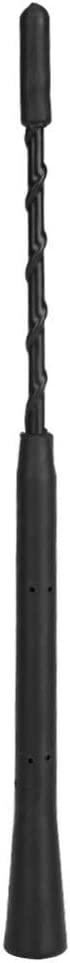 Fydun Antenna Aerial AM FM Mast Screw Whip Roof Fuba Style For Z4 Z3 M3 Convertible 330ci 325ci 323ci 318ci 318ti Aveo Sprinter IS300 Lancer Mini Cooper 350z Vibe TC 9 inch