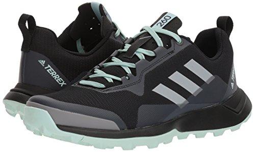 Ash outdoor Chalk M CMTK White Green adidas Walking Terrex 5 US 8 Women's Shoe Black W Uwq4tvWd