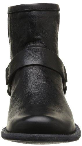 Frye Philip Harness (Blk), Scarpe da Uomo, 7,5 cm, Colore: Nero