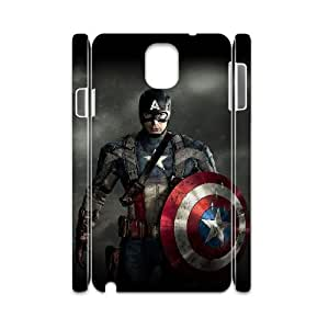 ASDFG Captain America Phone case For samsung galaxy note 3 N9000