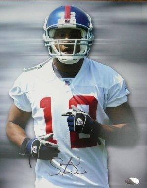 8fcd5208b Autographed Steve Smith Photo - New York Giants 8x10 - Autographed ...