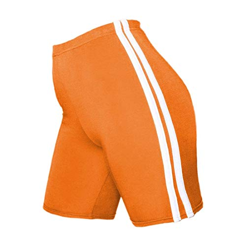 Orange Pantaloncini Janisramone Janisramone Pantaloncini Donna yqxU487cXw