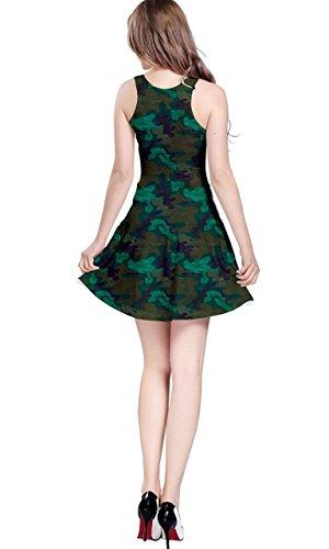 CowCow - Vestido - para mujer Verde