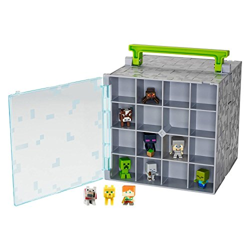 Minecraft Mattell Collector Figures included