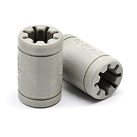 Blurolls - Rodamientos LM8UU para impresora 3D Reprap Prusa i3 (10 ...