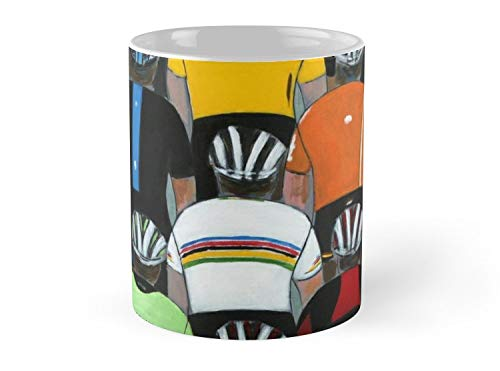 Land Rus Maillots 2015 Mug - 11oz Mug - Features wraparound prints - Dishwasher safe - Made from Ceramic - Best gift for family friends