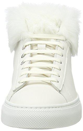 Prima Forma Unisex-adulto Prima Forma Derby Bianco (bianco / Pelliccia Bianca)
