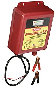 Amazon Com Parmak Mag12 Uo 12 Volt Magnum Low Impedance