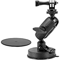 Arkon Heavy Duty Sticky Suction Car Mount Holder for GoPro HERO Action Cameras Retail Black
