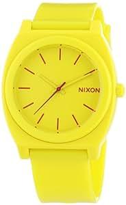Nixon Time Teller P Watch - Yellow
