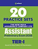 20 Practice Set the New India Assurance Assistant Pre Tier- I 2018