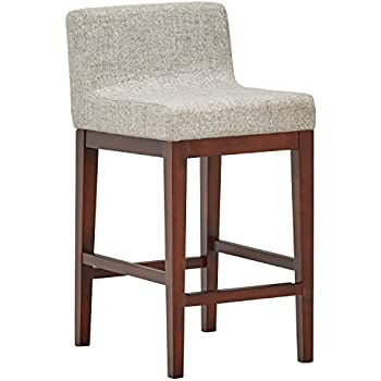Groovy Amazon Com Baxton Studio Olivia Mid Century Modern Bralicious Painted Fabric Chair Ideas Braliciousco