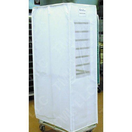 "Curtron Bun-Pan-Rack Cover, Translucent White, 23"" x 28"" ..."