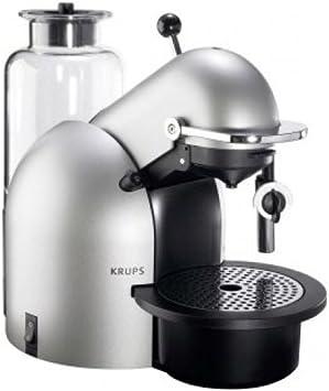 Nespresso XN4050 Krups - Cafetera monodosis (19 bares): Amazon.es ...