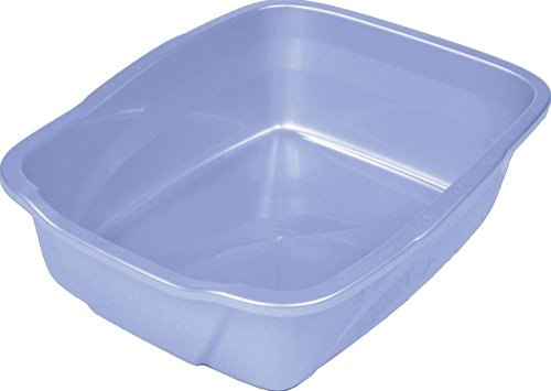 (Van Ness Small Litter Pan, Gray ,Assorted Colors)