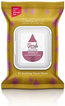 Facial Cleansing Wipes: Yes To Miracle Oil Facial Wipes